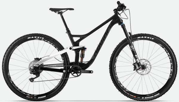Devinci Django Carbon 29 SLX/XT Color: Black/White