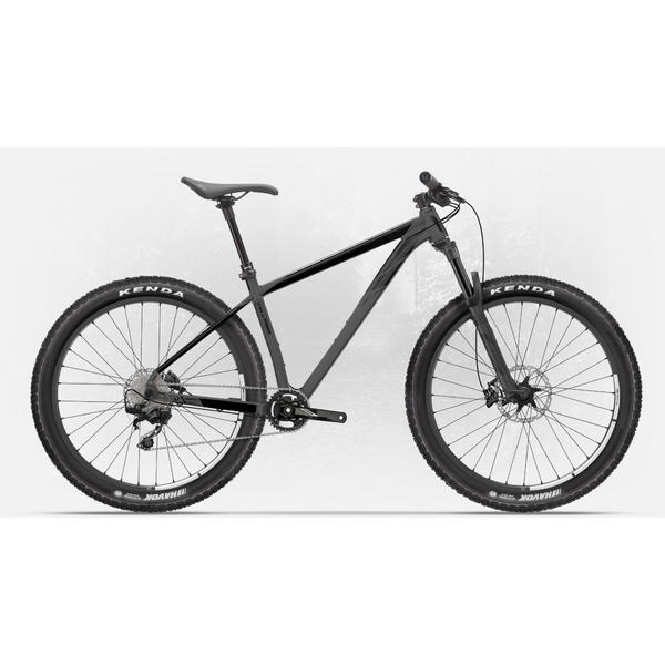 Devinci Kobain RS Color: Matte & Gloss|Black