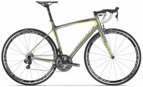 Devinci Leo SL Ultegra Color: Charcoal/Yellow