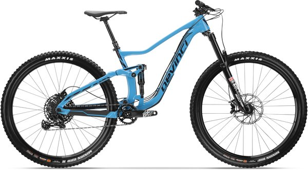 Devinci Troy 29 NX Color: Blue/Black