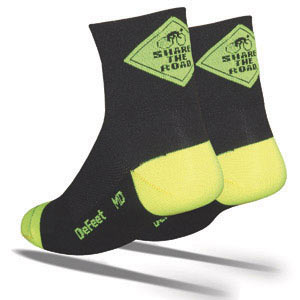 DeFeet Aireator Share the Road Color: Share the Road