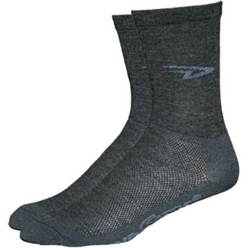 DeFeet Wooleator Color: Charcoal