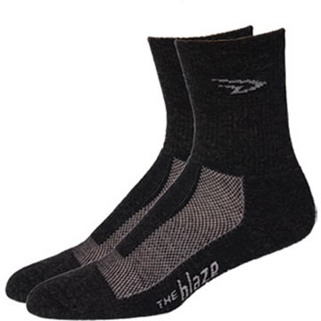 DeFeet Blaze Color: Black