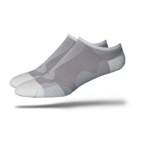 DeFeet Levitator No See Um Color: White