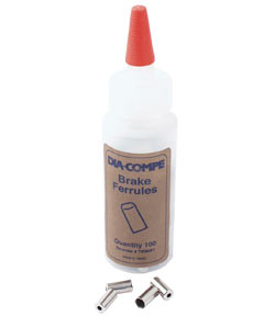 Dia-Compe Ferrules Model | Size: Brake Cable | 5mm