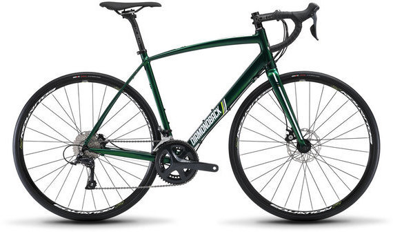 Diamondback Century 2 Color: Green