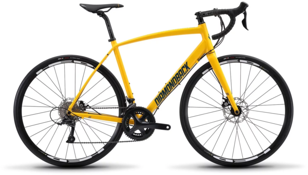 Diamondback Century 2 Color: Yellow