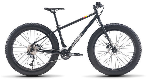 Diamondback el Oso Uno Color: Black