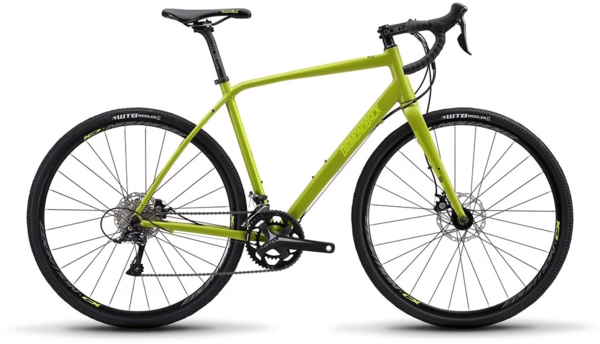 Diamondback Haanjo 3 Color: Olive Green
