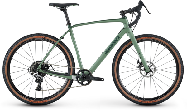 Diamondback Haanjo 6C Carbon Color: Dark Moss Green / Moss Green Matte