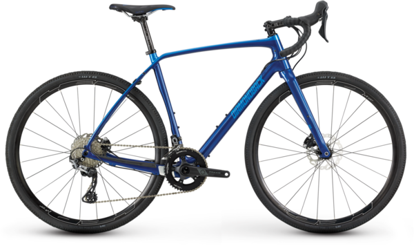 Diamondback Haanjo 7C Carbon Color: Metallic Blue / Dark Blue Gloss