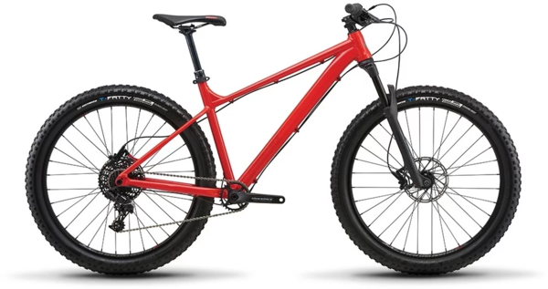 Diamondback Mason 2 Color: Red
