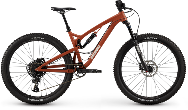 Diamondback Release 29 1 Color: Russet Brown Matte