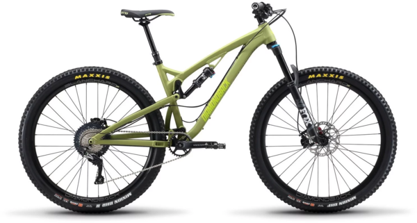 Diamondback Release 29 2 Color: Pistachio Matte