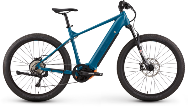 Diamondback Response Color: Blue Matte