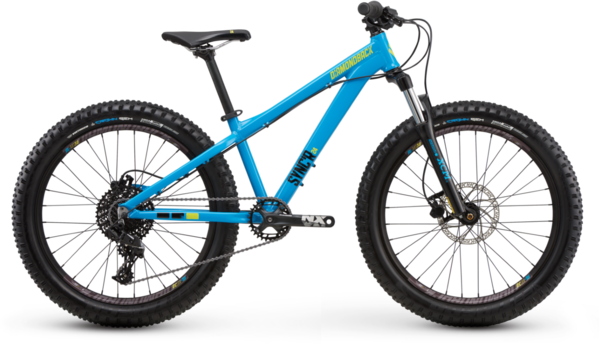 Diamondback Sync'r 24 Color: Cyan Blue