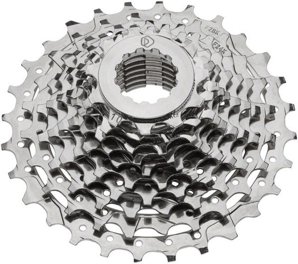 Dimension 10-Speed Cassette Color: Silver