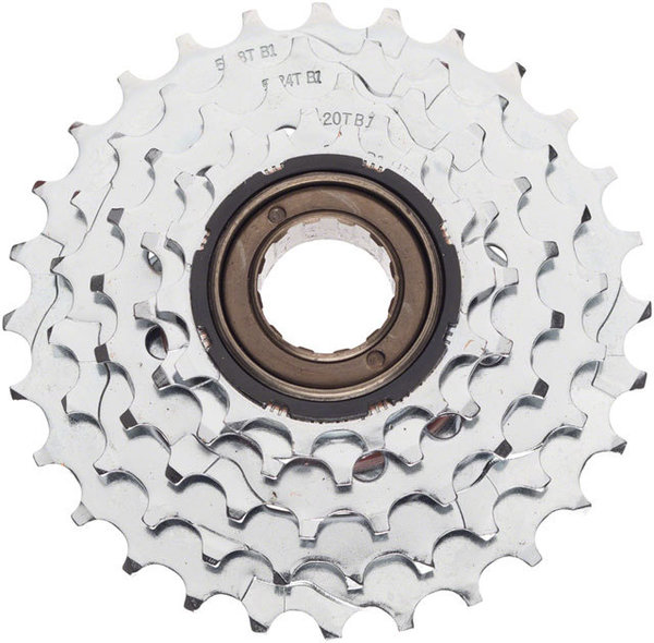 Dimension 5-Speed Freewheel Size: 14 – 28T