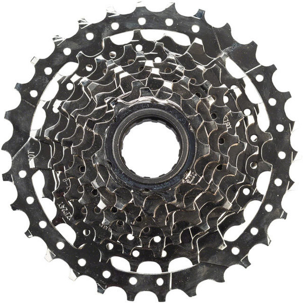 Dimension 8-Speed Freewheel Color | Size: Silver | 11 – 30T