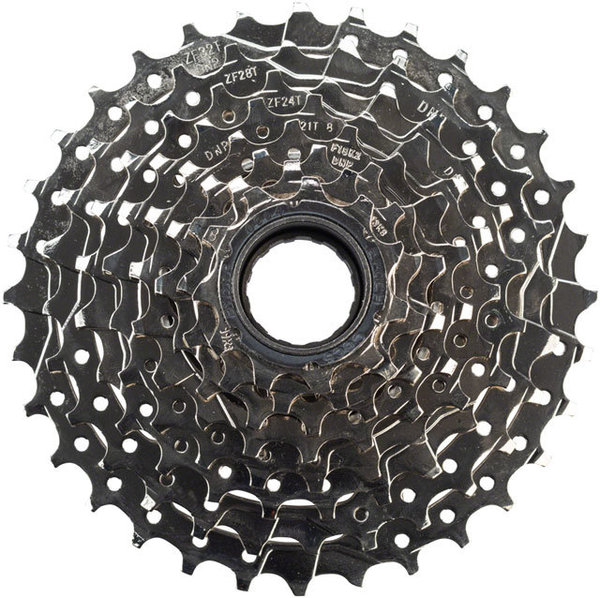 Dimension 8-Speed Freewheel Color | Size: Silver | 11 – 32T
