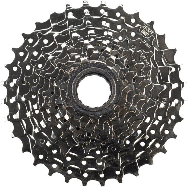 Dimension 9-Speed Freewheel Color: Silver