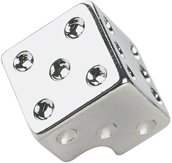 Dimension Dice Valve Cap