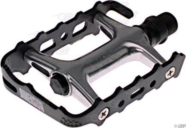 Dimension Mountain Pro Pedals Color: Black