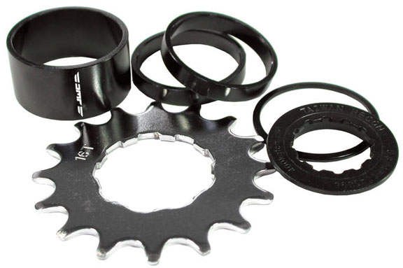 DMR Singlespeed Spacer Kit
