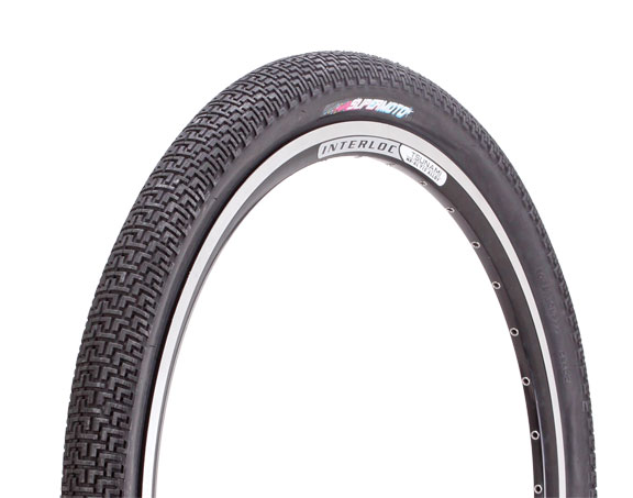DMR Supermoto K Tire Color: Black