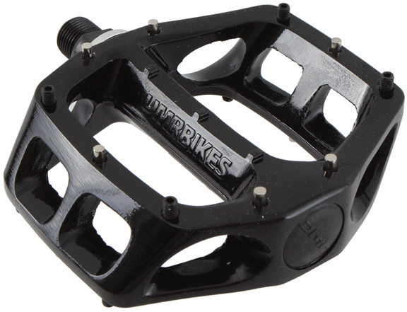 DMR V-8 Mag Pedals Color: Black