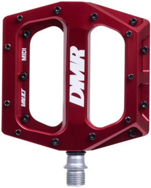 DMR Vault MIDI Pedals Color: Deep Red