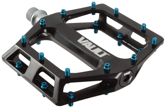 DMR Vault Pedals Color: Anodized Black