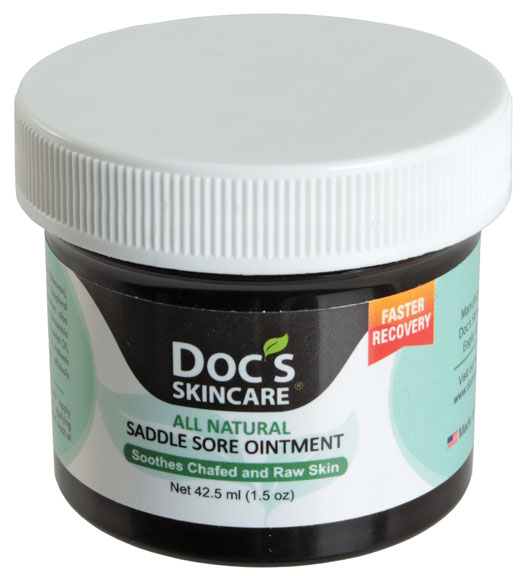 Doc's Skin Care Natural Saddle Ointment Size: 1.5oz tub