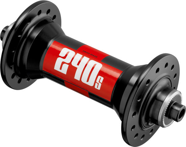 DT Swiss 240s Road Front Hub Color: Black