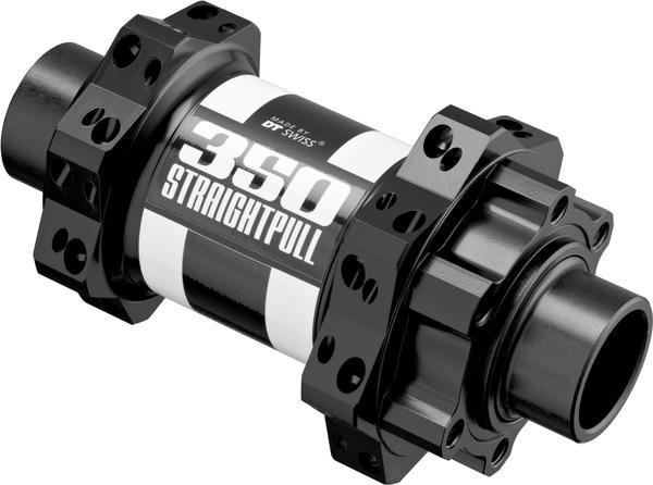 DT Swiss 350s Straightpull MTB 6-Bolt Front Hub (20mm Thru Axle)