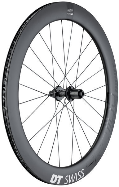 DT Swiss ARC 1100 Dicut 62 Disc Rear Color: Black