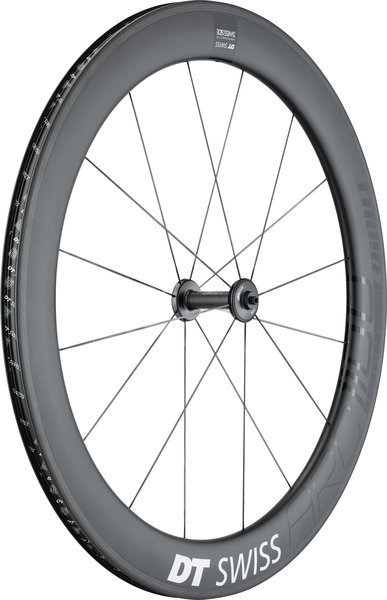 DT Swiss ARC 1100 Dicut 62 Front Rim Brake Axle: 100mm QR