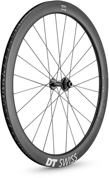 DT Swiss ARC 1400 DICUT 48 Disc Brake Front Color: Carbon