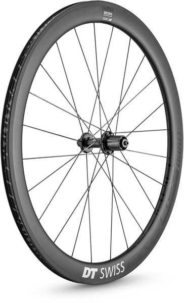DT Swiss ARC 1400 DICUT 48 Rim Brake Rear Color: Carbon