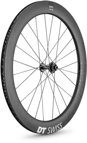 DT Swiss ARC 1400 DICUT 62 Disc Brake Front Color: Carbon