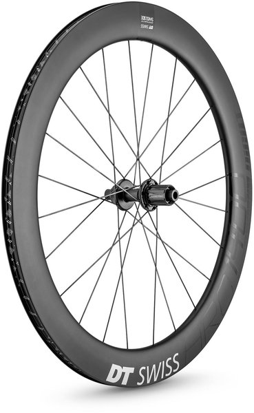 DT Swiss ARC 1400 DICUT 62 Disc Brake Rear Color: Carbon