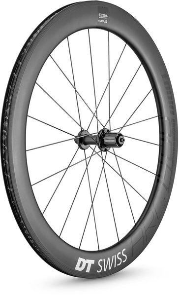 DT Swiss ARC 1400 DICUT 62 Rim Brake Rear Color: Carbon