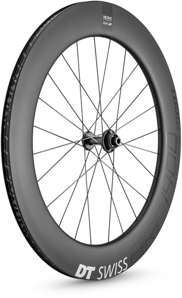 DT Swiss ARC 1400 DICUT 80 Disc Brake Front Color: Carbon