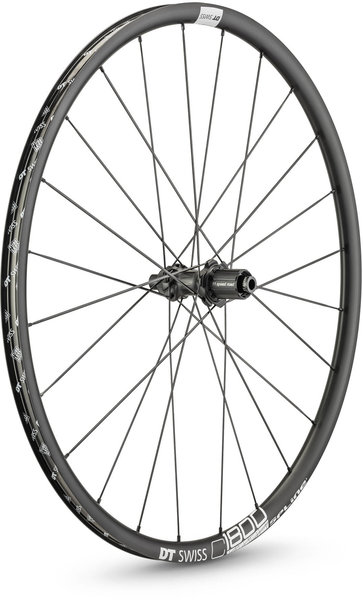 DT Swiss C 1800 SPLINE 23 Rear Color: Black