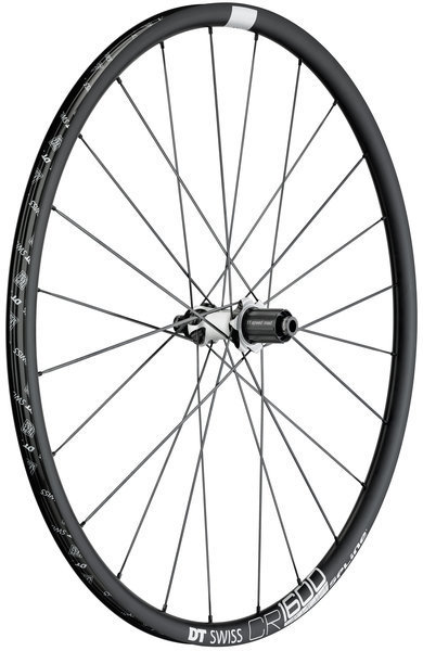 DT Swiss CR 1600 Spline 23 Rear Color: Black