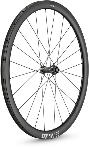 DT Swiss CRC 1100 SPLINE 38 T Front Color: Carbon
