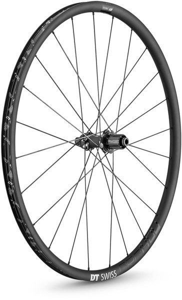 DT Swiss CRC 1400 SPLINE 24 Rear Color: Carbon