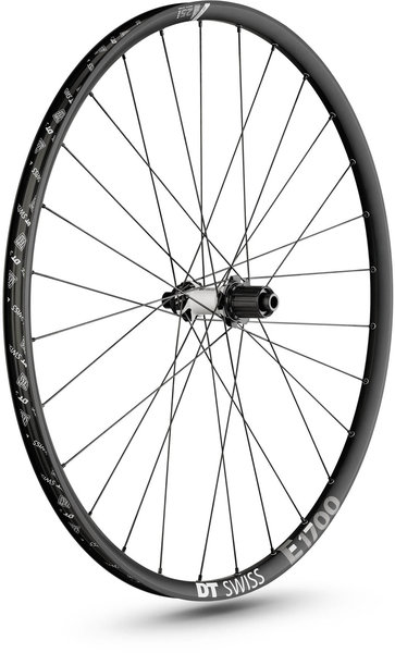 DT Swiss E 1700 Spline 25 27.5-inch Rear