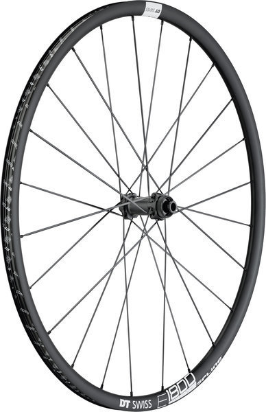 DT Swiss E 1800 Spline 23 Front Color: Black