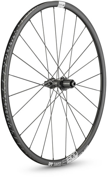 DT Swiss E 1800 SPLINE 23 Rear Color: Black